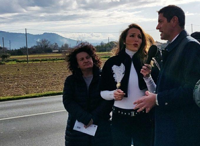 Mazzoni si appella a Striscia la Notizia per l'autovelox di Pietrasanta