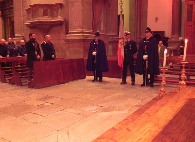 Celebrata in San Paolino la tradizionale messa per il patrono della Polizia municipale