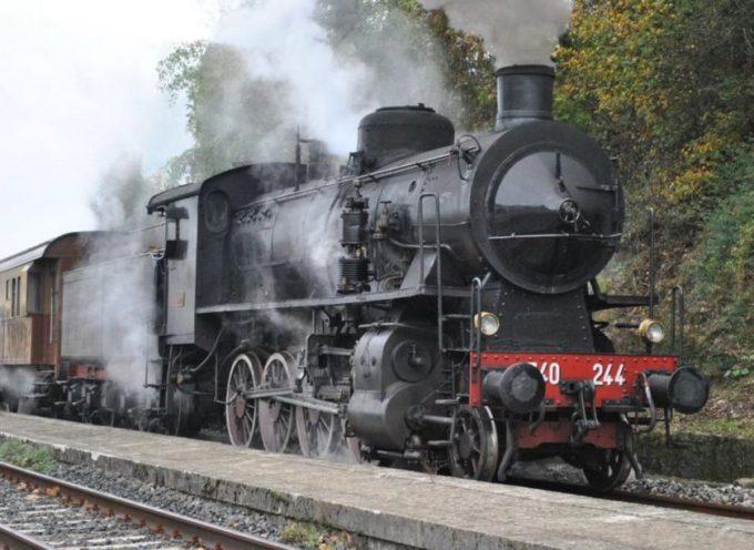 Il treno a vapore della Garfagnana