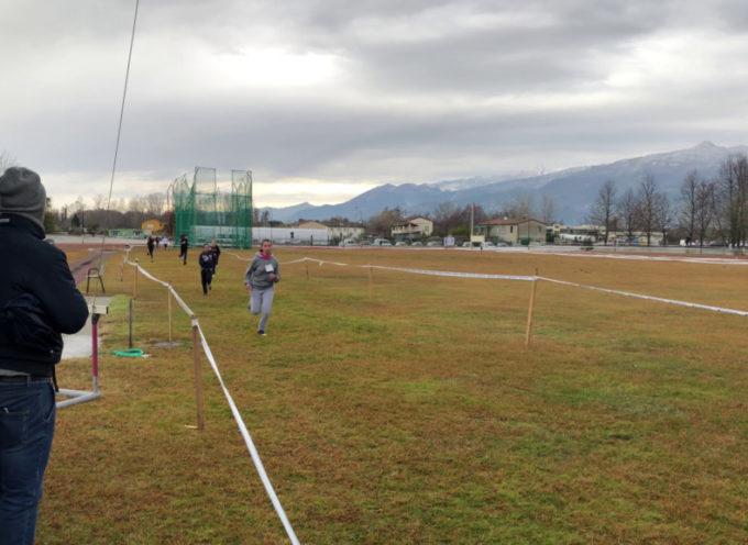 Atletica: festa di sport per la campestre degli studenti