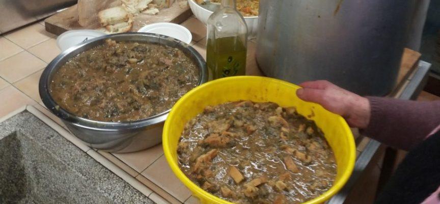 La zuppa di Aquilea non è la solita zuppa. È tutta una altra zuppa!