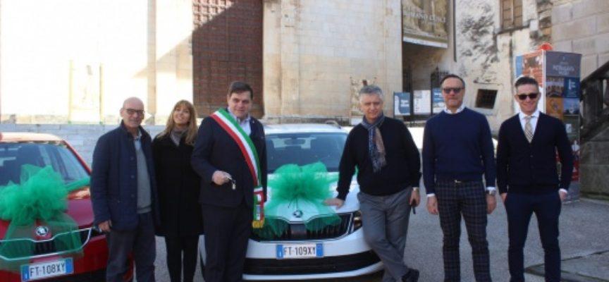 Brotini sponsor tecnico Comune di Pietrasanta