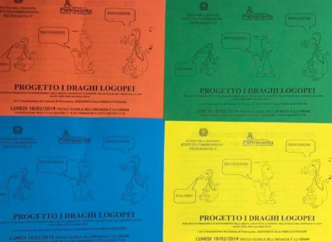 disturbi dell'apprendimento, incontri e laboratori linguistici nelle scuole di Pietrasanta