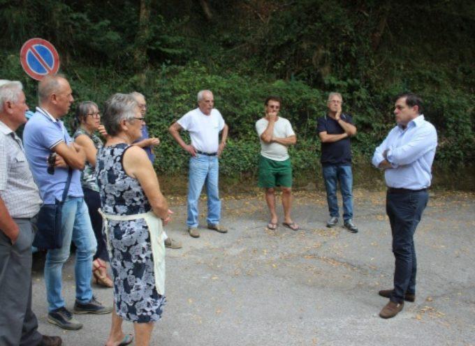 Sindaco Giovannetti dalla Filu a Strettoia, incontro con i residenti su piano anti-velocità