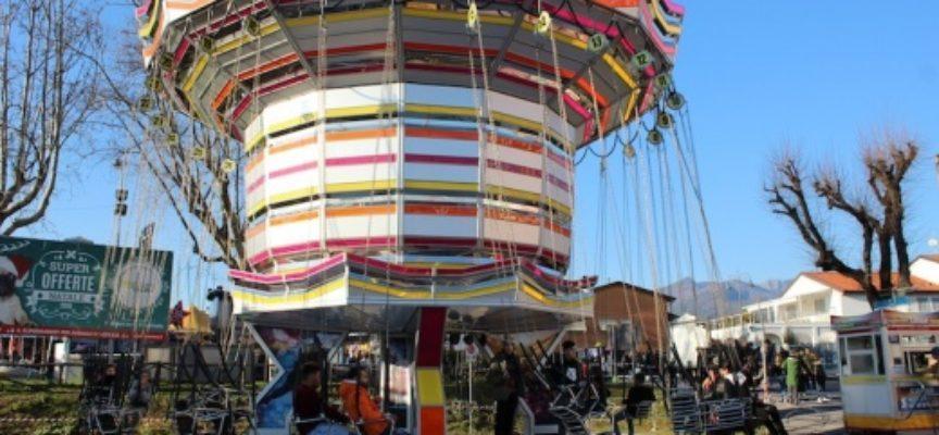 San Biagio: finalmente il Luna Park, in Piazza Tommasi giostre ed attrazioni per tutte le età