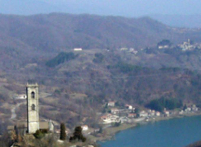 Eremi e santuari: Chiesa Vecchia o Antico Castello di Gorfigliano