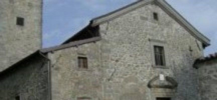 Eremi e santuari: Chiesa di Santa Maria Assunta a Borsigliana nel comune di Piazza al Serchio