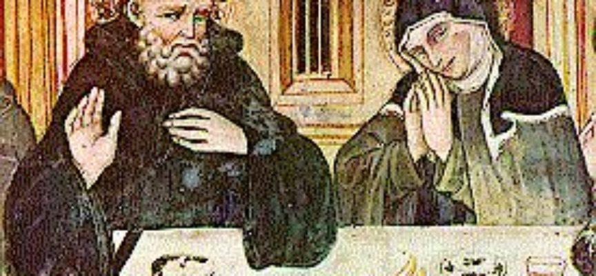 Il Santo del giorno, 10 Febbraio: S. Scolastica, Patrona delle Suore e sorella di S. Benedetto
