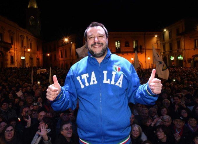 Salvini sarà processato a Palermo per il caso Open Arms