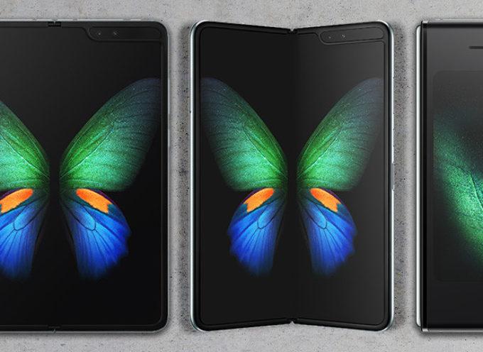 Ecco il Samsung Galaxy Fold: il primo smartphone pieghevole!