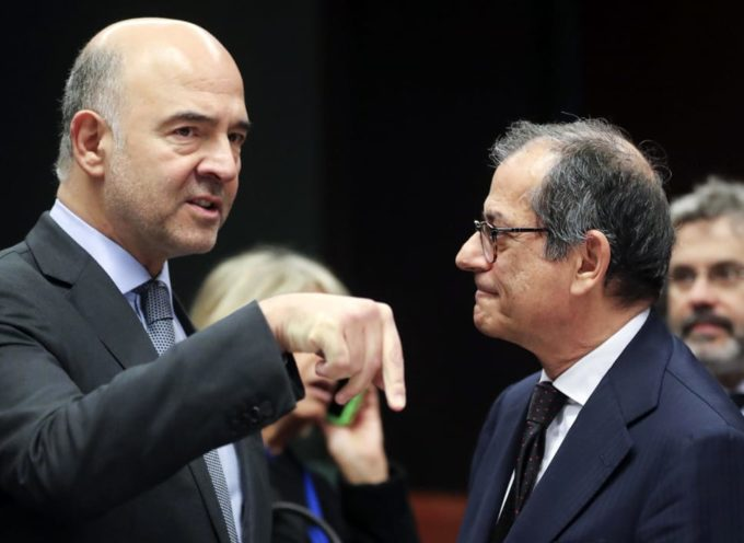 Italia non produce e economia crolla: ad un passo dal baratro