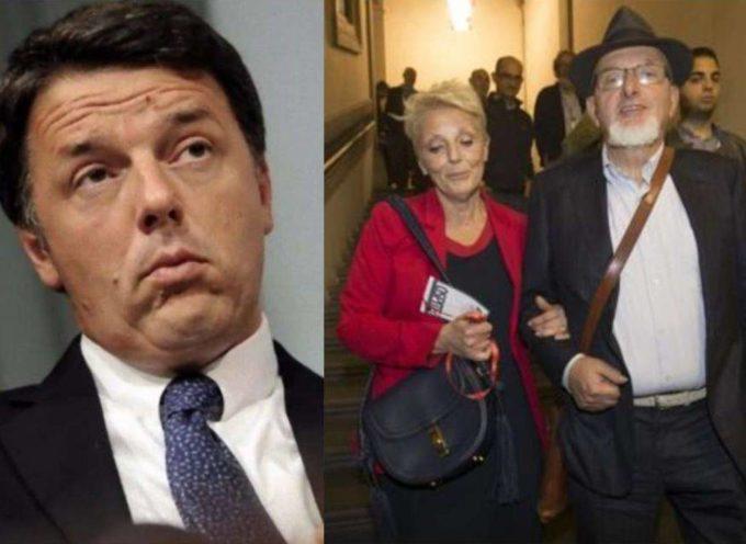 il gip di Firenze ha confermato gli arresti domiciliari per Tiziano Renzi e Laura Bovoli