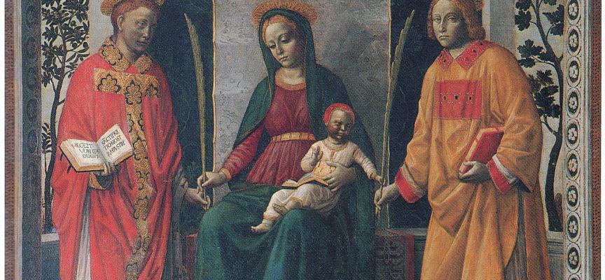Il Santo del giorno, 15 Febbraio: S. Wilfrido della Gherardesca, santo di Famiglia longobarda – Santi Faustino e Giovita