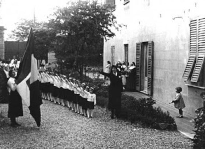 """Testimonianze sulle leggi razziali in Garfagnana, 1938: """"Gli ebrei fuori dalle scuole""""."""
