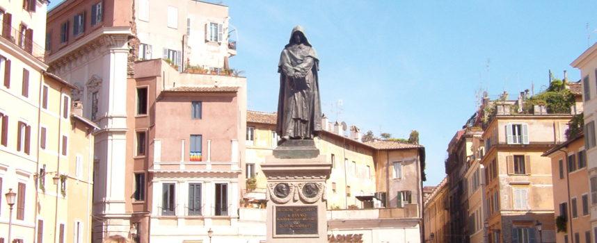 Accadde Oggi, 17 Febbraio: 1600, Giordano Bruno arso vivo in Campo de' Fiori dalla Santa Inquisizione