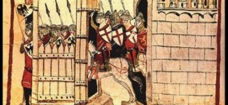 Accadde Oggi, 18 Febbraio: 1248, i sogni di Federico II di unificare l'Italia finiscono per le manovre del Papa con la Battaglia di Parma