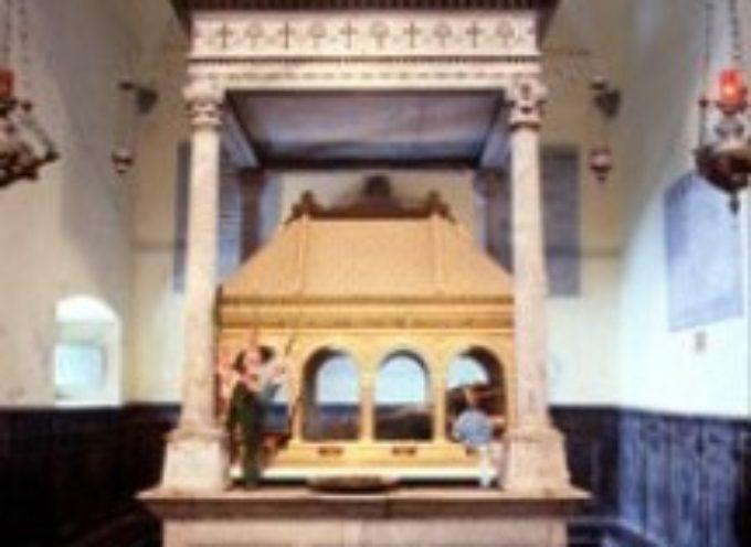 Eremi e santuari: Santuario di San Pellegrino in Alpe