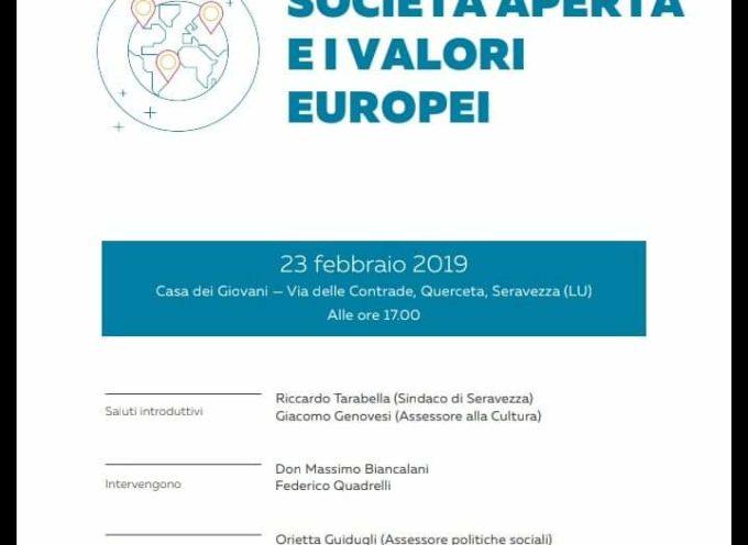 Politiche sociali: don Massimo Biancalani ospite sabato pomeriggio a Querceta