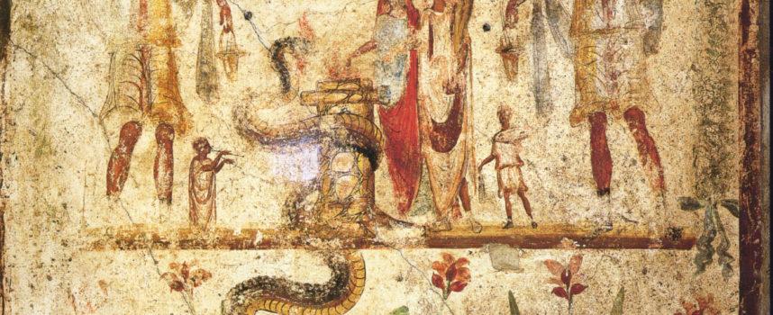 Nell'Antica Roma, 22 Febbraio: Festività diCaristia o Cara Cognatio