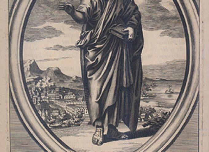 Il Santo del giorno, 23 Febbraio: S. Policarpo di Smirne