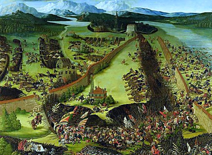 Accadde Oggi, 24 Febbraio 1525, la Battaglia di Pavia