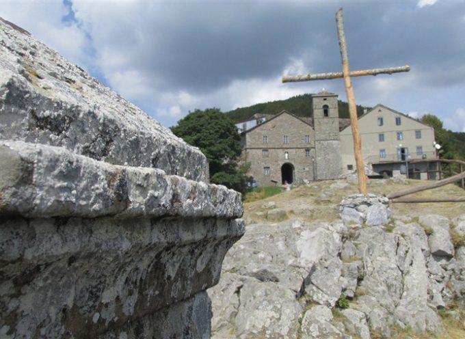 La leggenda di San Pellegrino in Alpe