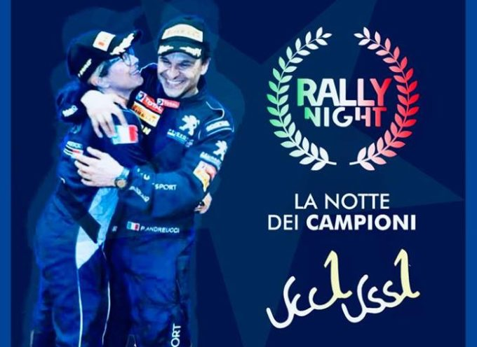 CASTELNUOVO DI GARFAGNANA – LA NOTTE DEI CAMPIONI