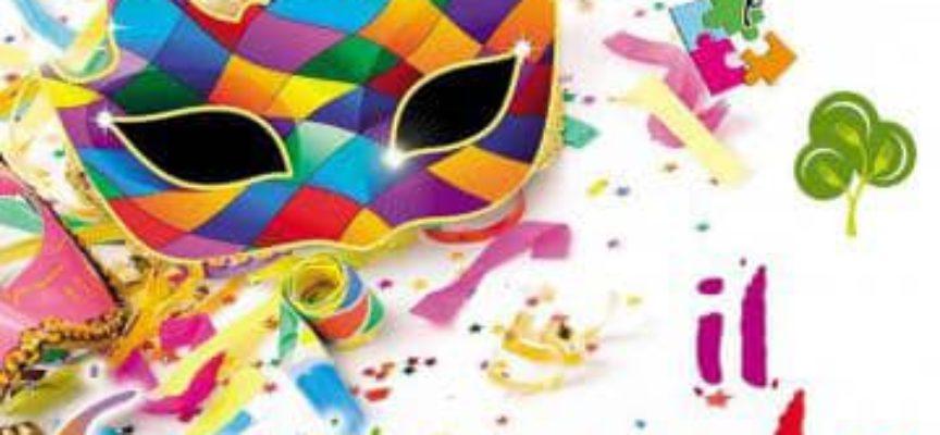 Festeggiamo insieme il Carnevale!!