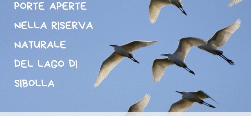 Tornano gli eventi nella Riserva naturale del Lago di Sibolla,