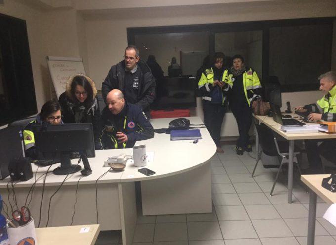 CASTELNUOVO DI GARFAGNANA – ATTIVO IL CENTRO OPERATIVO DEL COMUNE