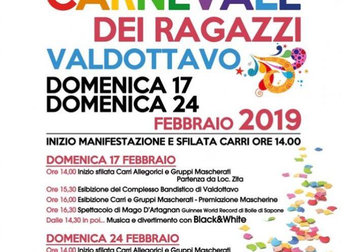 Carnevale dei Ragazzi 47ª edizione!!  A Valdottavo.