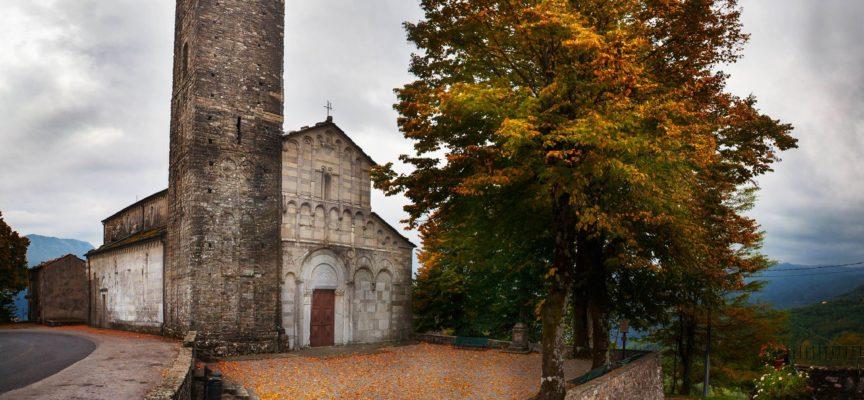La tappa del Cammino di San Bartolomeo, Vico Pancellorum – Pieve di Controne passa interamente su antiche viabilità