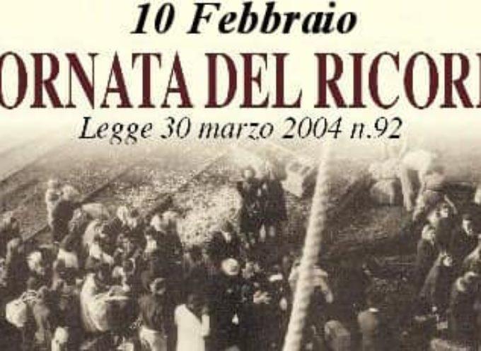 BAGNI DI LUCCA – Il Sindaco ha disposto le bandiere a mezz'asta per La Giornata del Ricordo istituito per il giorno 10 febbraio.