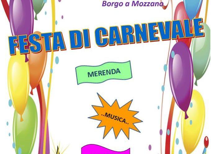 Festa di Carnevale, a  Borgo a Mozzano..