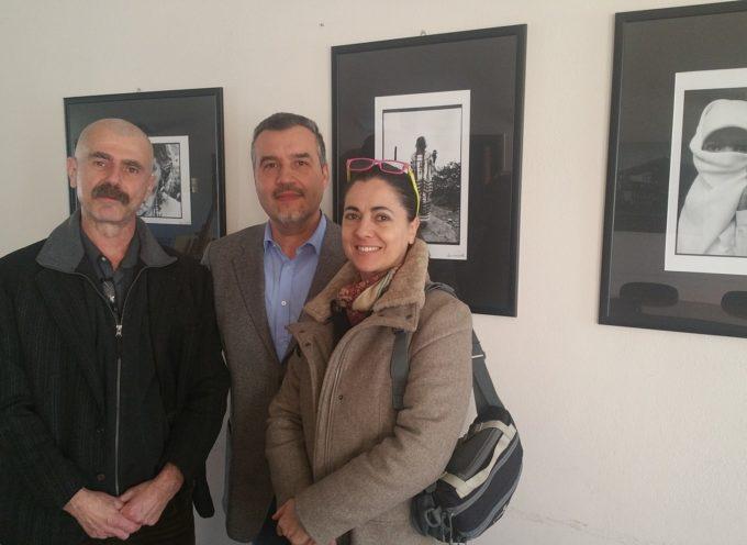 PORCARI – Visita gradita in Comune da parte di Alessandra Moretti e Roberto Castello di ALDES,