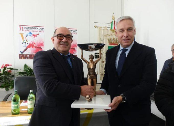Oggi presentazione della Viareggio Cup, arrivata all'edizione numero 71.
