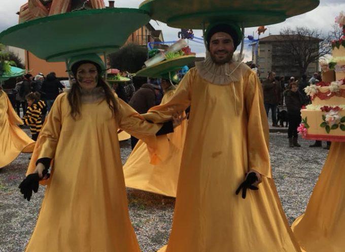 la prima giornata del Carnevalmarlia.