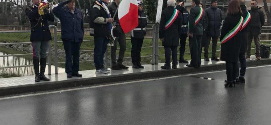Viareggio omaggia il Giorno del Ricordo in onore ai Martiri delle Foibe