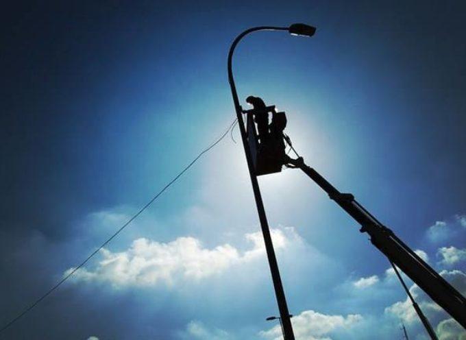 Pescaglia!! Segnalare problematiche all'illuminazione pubblica.. ATTIVATO UN NUMERO VERDE