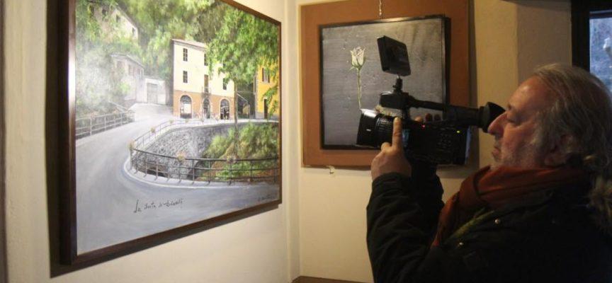 Bertoni espone a Ponte di Catagnana