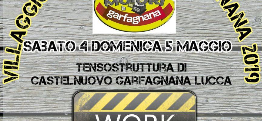 Villaggio motori in Garfagnana 4-5 maggio 2019