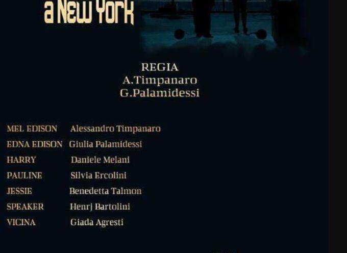 """""""Prigionieri a New York"""" al Teatrino di Vetriano, nel comune di  Pescaglia."""