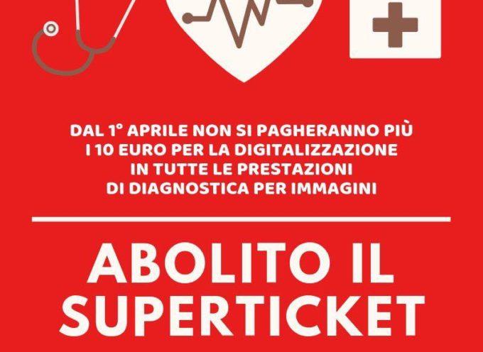 Dal 1° aprile la Regione TOSCANA abolirà il SuperTicket.