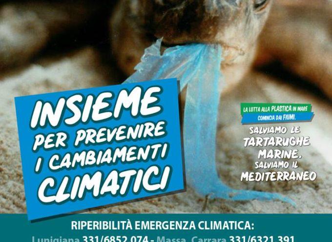Insieme per prevenire i cambiamenti climatici.