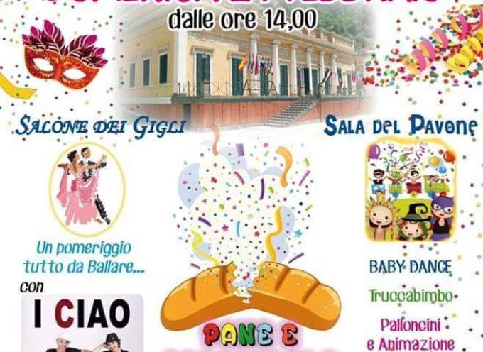 CarnevalCasinò, a  Bagni di Lucca domani domenica
