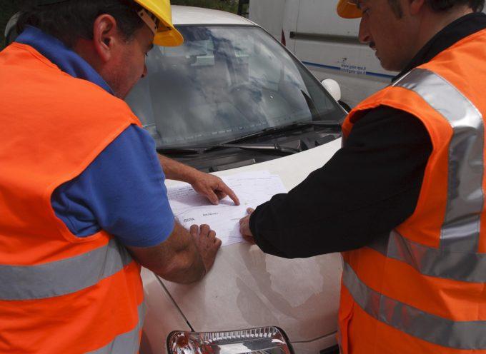 Lavori di GAIA sull'acquedotto che serve Brandeglio!! Bagni di Lucca..  GIOVEDI 28 FEBBRAIO