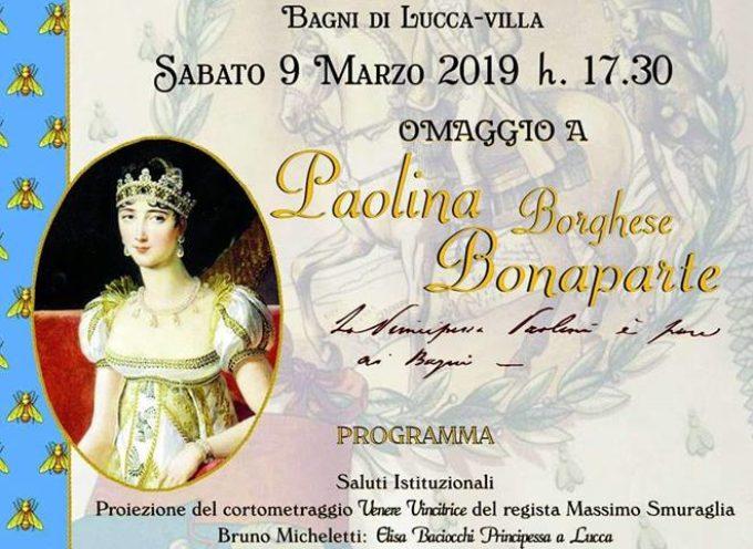Giornata omaggio a Paolina Borghese Bonaparte, A  Bagni di Lucca.