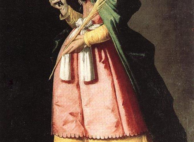 Il Santo del giorno, 9 Febbraio: S. Apollonia, protettrice dal mal di denti e dei dentisti
