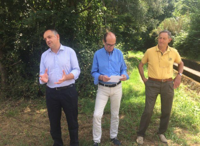 Il presidente del Consorzio di Bonifica, Ridolfi, risponde ai cittadini su Noitv