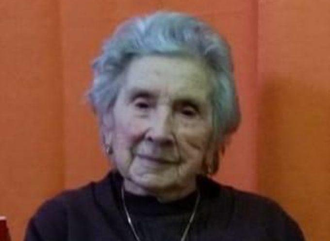 Scomparsa a 107 anni Vittoria Dal Poggetto, memoria storica di Porcari